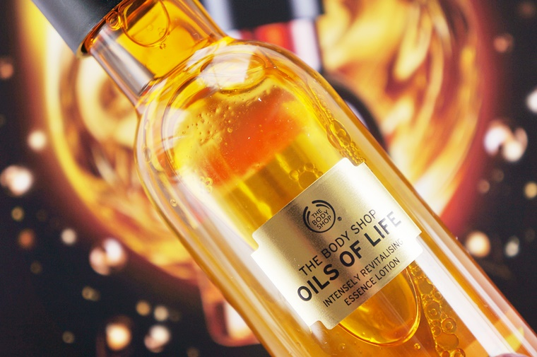 the body shop oils of life 4 - The Body Shop | Oils of Life