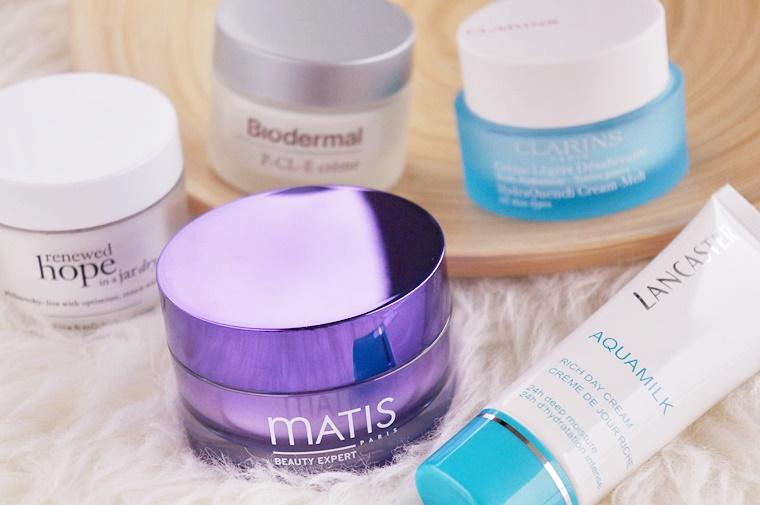 herfst crème oktober 2015 1 - Vijf crèmes om je huid de herfst door te helpen