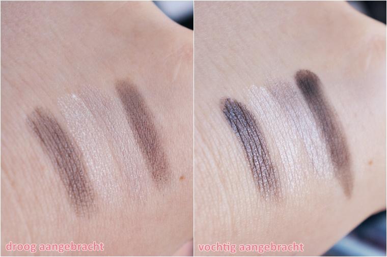 oriflame giordani gold eye shadow quads 4 - Giordani Gold eye shadow quads