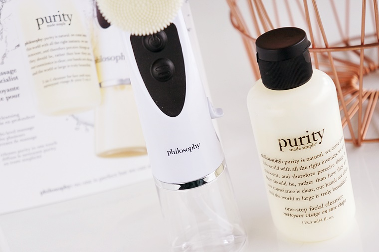 philosophy purity made simple one touch facialist 1 - Philosophy | purity made simple one-touch facialist