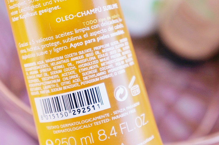 shampoo zonder sls sles