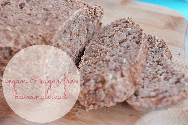 vegan sugar free bananabread - Picture of the day | 25/10/2015