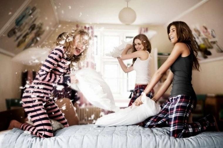 girls night in tips