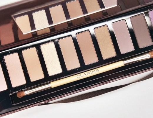 clarins the essentials palette