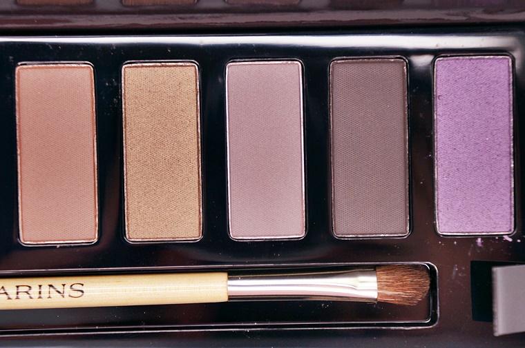 clarins the essentials palette 7 - Clarins | The Essentials palette