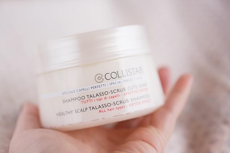 collistar shampoo thalasso scrub 2 - Beautynieuws   Scrub voor je haar