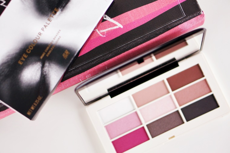 hm beauty twilight and rose palette 2 - H&M Beauty | Twilight and Rose palette