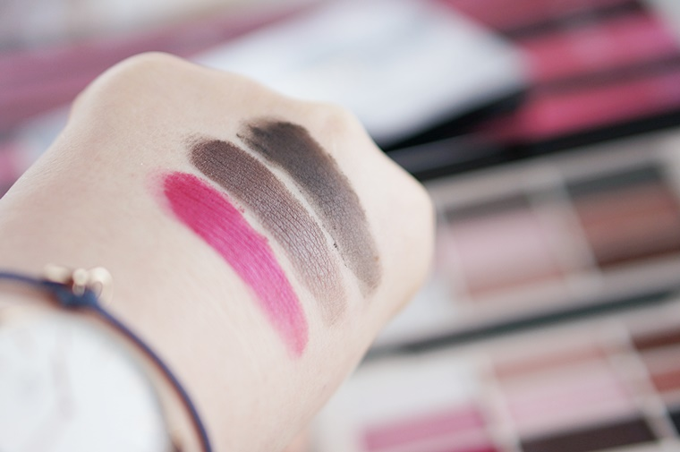 h&m twilight and rose palette