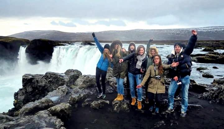 ijsland travel 2 4 - Travel report | IJsland #2 – Spookhuis, watervallen en het Noorderlicht