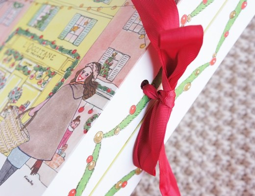l'occitane kerst kalender