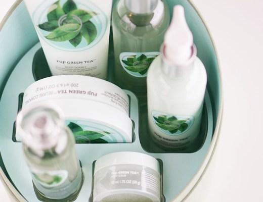 fuji green tea ultimate luxuries