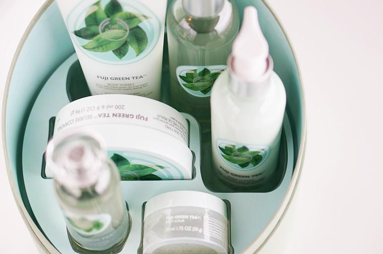 the body shop fuji green tea ultimate luxuries 2 - The Body Shop | Fuji Green Tea ultimate luxuries