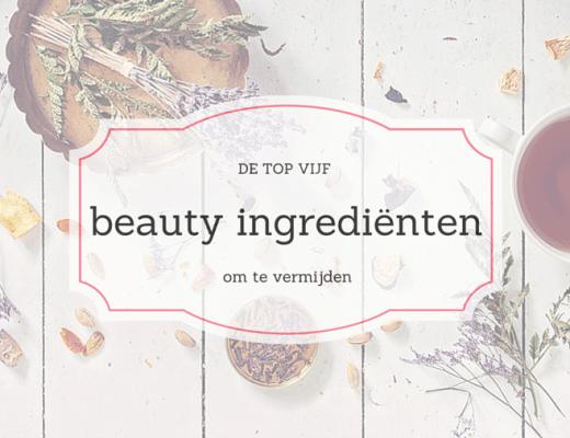 beauty ingrediënten