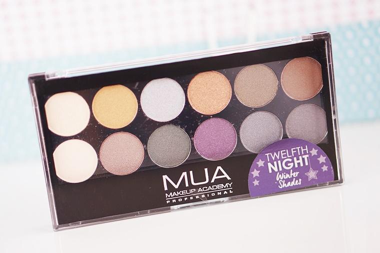 mua twelfth night palette 1 - MUA Twelfth Night palette (budget tip!)