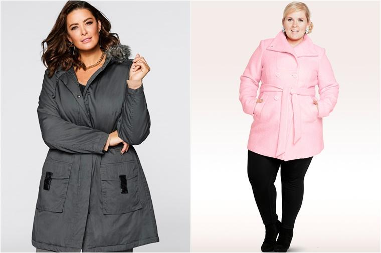 plussize winterjassen 7 - 17 x de leukste plussize winterjassen onder €50,-