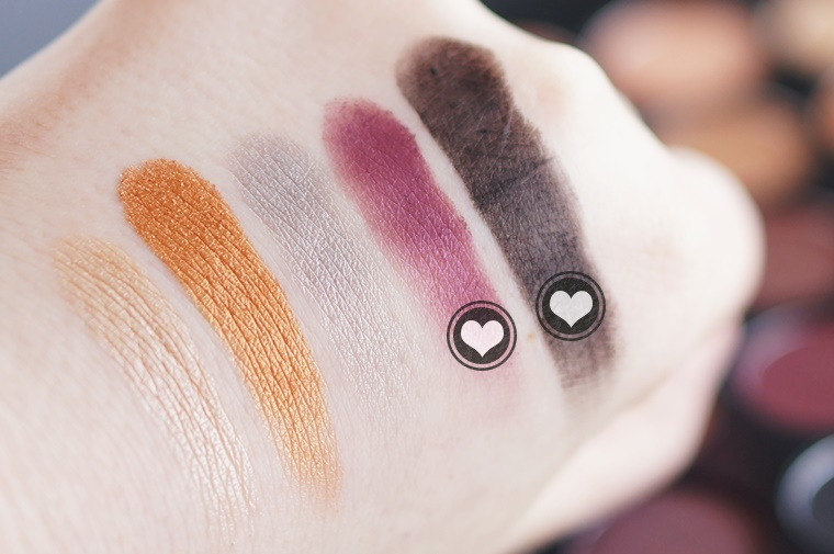 morphe 35w palette review swatches 10 - Morphe 35W palette & nieuwe kwastenset