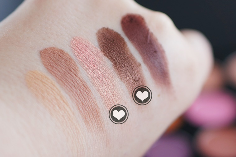 morphe 35w palette review swatches 6 - Morphe 35W palette & nieuwe kwastenset