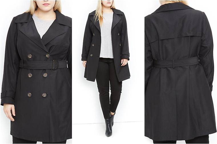 plussize trenchcoat 5 - Plussize Fashion | De leukste trenchcoats voor de lente