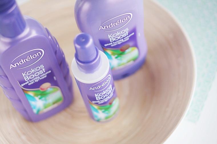 andrélon kokos boost 2 - Andrélon Kokos Boost