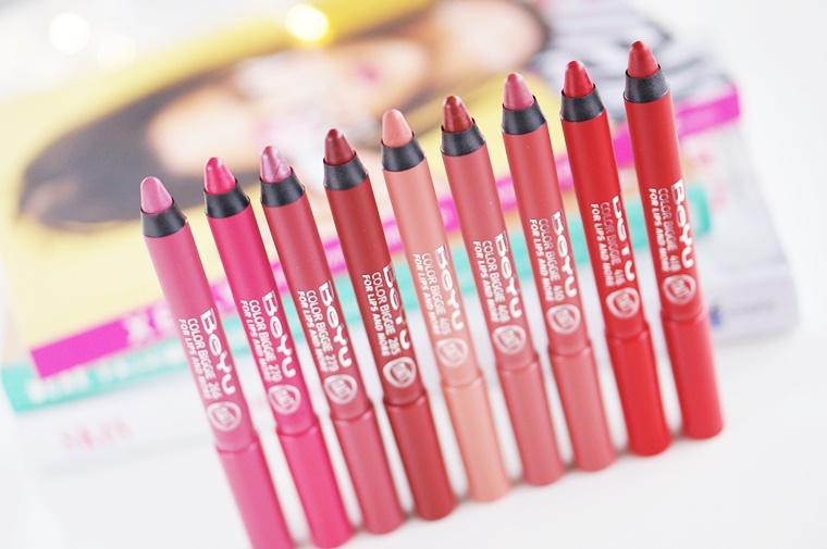 beyu color biggie matt 3 - BeYu Color Biggie MATT