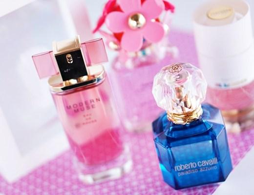 nieuwe lenteparfums