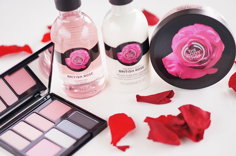 the body shop british rose 4 - The Body Shop | British Rose collectie