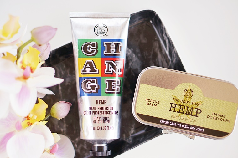 the body shop hemp rescue balm 1 - Love it! | The Body Shop Hemp rescue balm