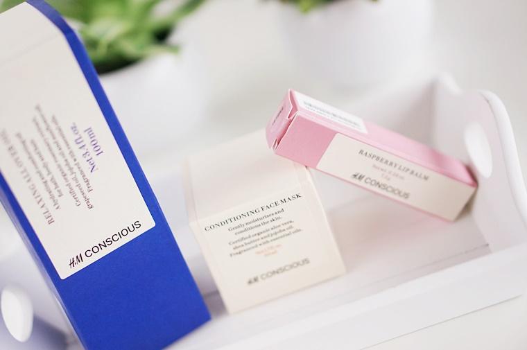 hm conscious beauty 1 - H&M Conscious Beauty | Mask, lip balm & all over oil