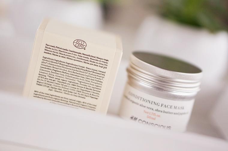 hm conscious beauty 3 - H&M Conscious Beauty | Mask, lip balm & all over oil