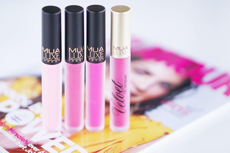 mua velvet lip lacquer review 1 - Budget beauty tip | MUA Velvet Lip Lacquer