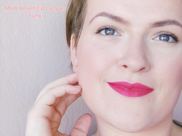 mua velvet lip lacquer review 5 - Budget beauty tip | MUA Velvet Lip Lacquer
