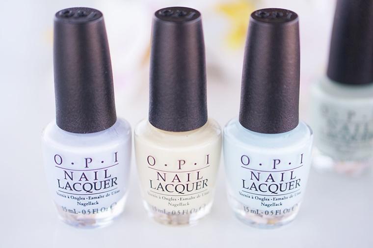 pastel nail art 5 - OPI Soft Shades Pastels & pastel nail art inspiratie