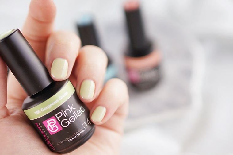pink gellac blossom collectie 4 - Love it!   Pink Gellac Blossom collectie