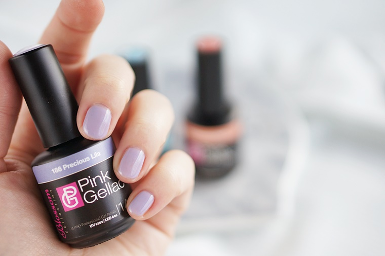 pink gellac blossom collectie 5 - Love it! | Pink Gellac Blossom collectie