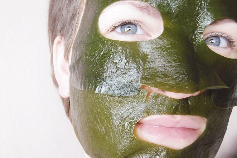 starskin the master 9 - Starskin The Master cleanser foam & sheet mask