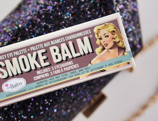 the balm smoke balm palette