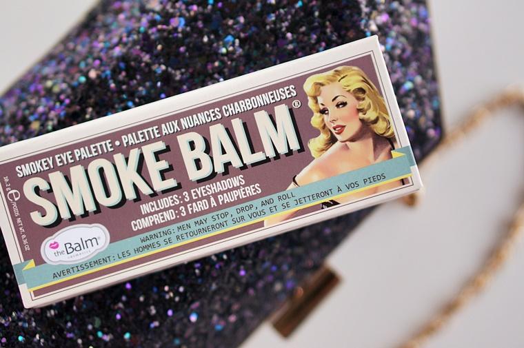 the balm smok balm palette 1 - The Balm | Smoke Balm palette