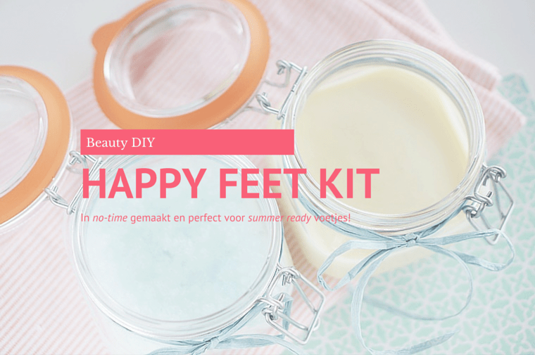 beauty diy bodybutter 4 - Beauty DIY | Happy Feet foot kit ♥