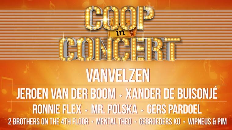 coop in concert 2016 2 - (*) Uit tip | Coop in Concert (18/06/2016)