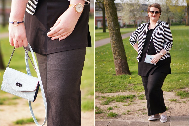 plussize outfit mei 2016 3 - Outfit of the day | Let's go to the beach