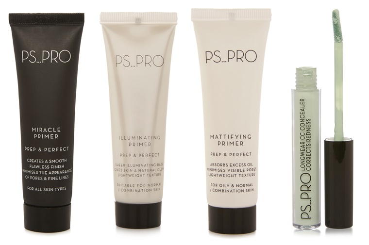 primark ps pro 4 - Newsflash | Primark PS Pro beauty collectie