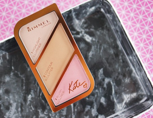 rimmel london sculpting highlighting palette