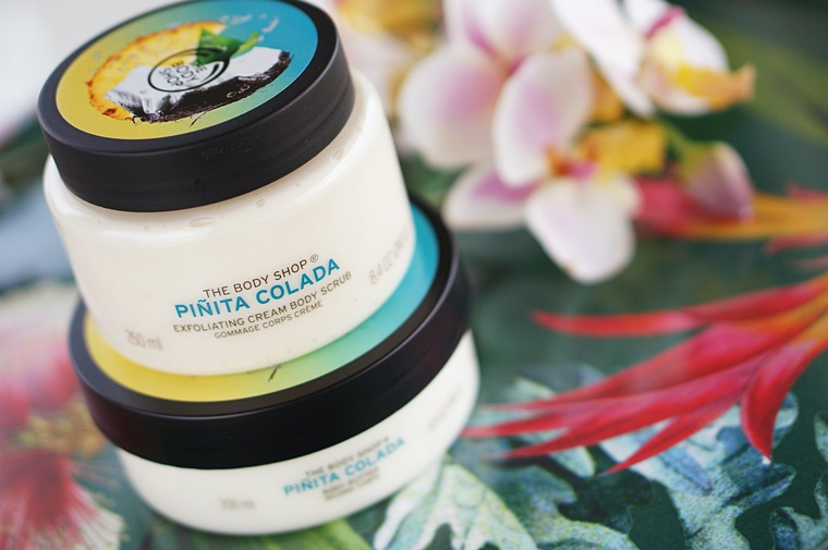 the body shop pinita colada 1 - Summer musthave! | The Body Shop Piñita Colada (limited edition)