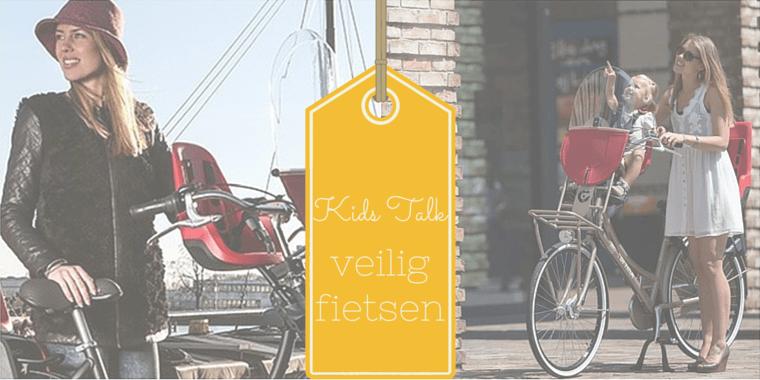 veilig op de fiets met een kind