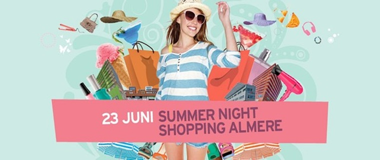 citymall almere 1 - Uit tip | Citymall Almere Summer Night Shopping (23/06/2016)