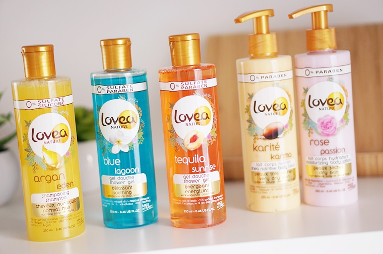 lovea nature review 1 - Budget beauty tip | Lovea Nature hair & body care