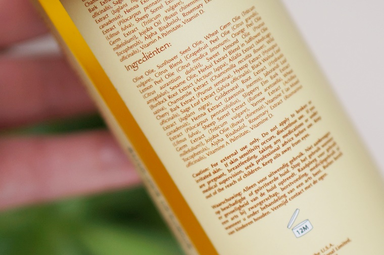 de tuinen wonder oil review 3 - Requested! | De Tuinen Wonder Oil review
