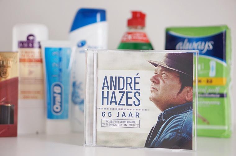kruidvat hazes 3 - Kruidvat & exclusieve 65 jaar André Hazes CD