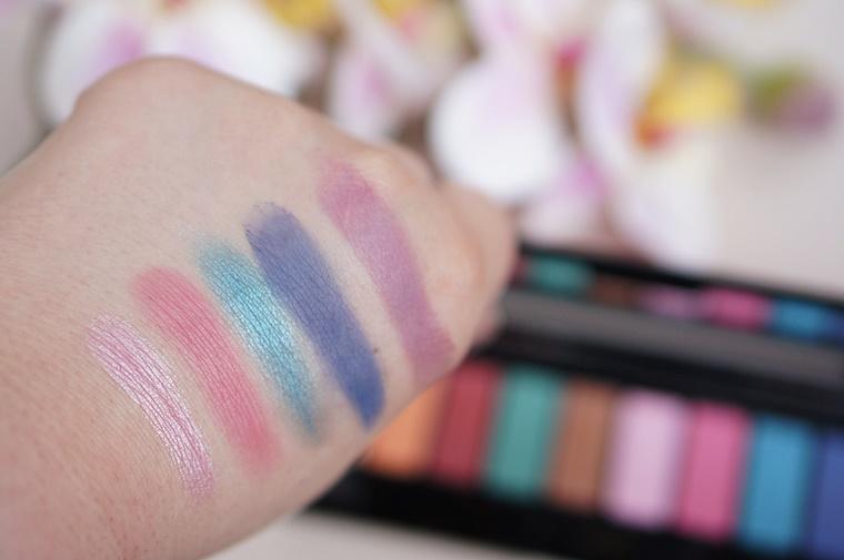 la palette glam eyes 4 - L'Oréal La Palette Glam eyes