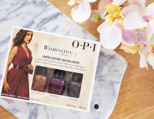 opi washington dc collection mini pack